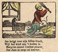 'One penny print'  Source: http://www.prepressure.com/printing/history/1800-1899
