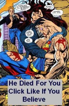 'Superman Dies'