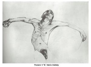 Posture V _ Mario Dubsky